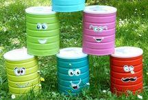 Zábava v záhrade nielen pre deti