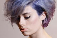 style /// hair {color} / inspiring hair colors for women