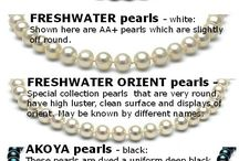All about Pearls / About pearls.