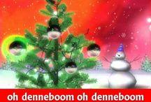 Kerstmis: knutselen en activiteiten / Thema Kerstmis