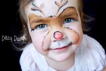 Face painting Inspirations / Beautiful Designs that make me want to be a better painter. Inspiring! / by Jen Gentry Camp