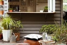 Outdoor Living / by Hannah Otterson
