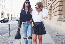 Summer/Spring Street Style