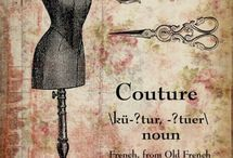 BACKGROUND PAPER - COUTURE