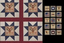 Quilt Blocks of Valor / by Kountree Creations
