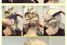Hair ideas / Hair styles/braids / by Teresa Boulton