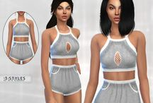 The Sims 4 activewear