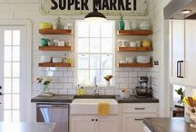 Kitchen Set & Dining Room Decoration / Specific of Kitchen Ideas Home Decoration
