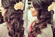 **Wedding Hair**