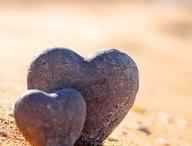 hearts / by Eileen Feliciano