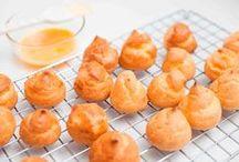 soesjes/koeken/mousse