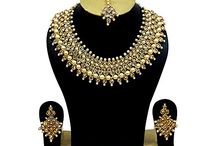 Fast Delivery Bollywood Necklace Set