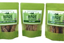 Treat Planet / Etta Says, Hare of the Dog, Snicky Snaks organic dog treats