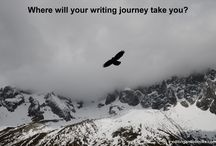 Your Writing Journey / Durham Editing and E-books celebrates the wonderful places a writing journey can take you.