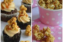 Pikkumakeat ja makeiset - Candies and other small treats / Makeisia ja muuta pikkumakeaa