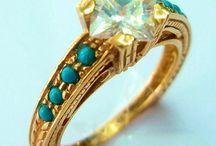 Wedding jewelry / by Alisa Phathanapirom