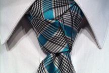 nudos de corbatas y bugandas