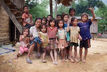 Le Laos et sa population