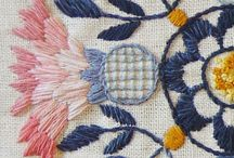 Embroidery / by Jenny LeMaistre