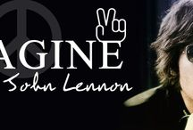 John Lennon Facebook Covers