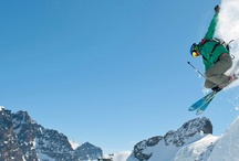 Winter / High Altitude. High Adrenaline. Nira Alpina's location in the Swiss ski resort of Surlej puts us in the midst of the Silvaplana and Sils winter-sports destinations. Ski in. Ski out. Our ski resort in the Alps offers the smoothest and fastest ski access in the St. Moritz region, as we're directly connected to the Corvatsch cable car station. As a change from skiing and snowboarding, spend time hiking, sledding, ice-skating, bobsleighing, horse riding, ice polo playing or Nordic walking.