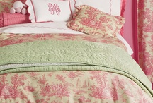 Girly Girl Rooms for Miss Girly Girl / by Susan Thomason