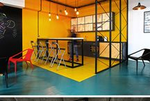 Small office interiors