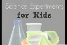 Doświadczenia i eksperymenty