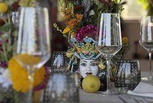 Go Citrus! / Wedding decors with lemons, mandarines and Sicilian citrus fruit