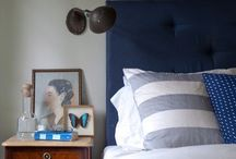 Quartos - Bedrooms / We love design: referências de décor para o quarto. Muito conforto e estilo na hora de dormir.
