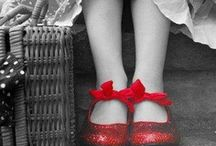 Dorthy shoes / by Theresa Willingham