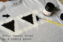 Camisetas personalizadas / Tablero para el blog http://dibujosparacamisetas.com/, sobre camisetas personalizadas, ilustraciones, dibujos y como personalizar uno mismo las camisetas. / by Juan Antonio Diaz