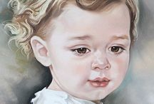Portréty dětí