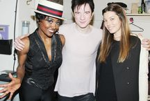 Tonight at PIPPIN / Special  Guests & Celebrities that came to visit PIPPIN!