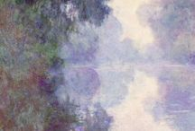 Colours / Monet