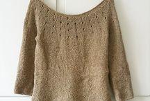 crochet knitting já