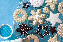karácsonyi sütidiszítés