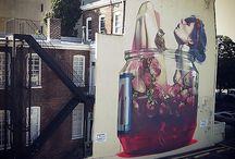 Street Art / by Diego Flores Diapolo