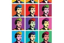 Pop Art / by Bonnie	Dorothy