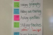 Content Area Literacy / by Michelle Green