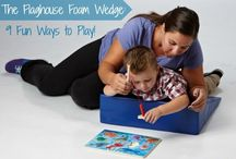Pediatric physical and occupational therapy