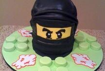 its a ninjago party