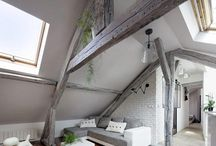 Attic turns into two bedroom apartment