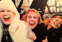 GrachtenAtelier Andy Warhol workshop / De reeks gekleurde portretten van Marilyn Monroe en Elvis Presley, dat is het werk van Andy Warhol in de stijl van popart! En dit is je kans om ook zo'n prachtig portret te maken tijdens deze schilderworkshop.