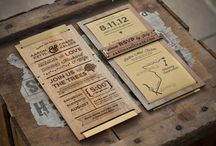 Event invitation design / Beautiful event invitations, RSVPs, and ticket design for your inspiration!
