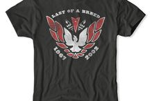 Tailgate Men's / Vintage T-Shirts & Clothing for Men / by Tailgate