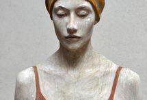 bustos esculturas