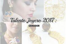 Talento Joyero 2017: Ganador / ¿Quieres conocer al ganador de nuestro concurso ''Talento Joyero 2017''? Visita este link ------> https://tendenciasjoyeria.com/talento-joyero-ganador/ ;)