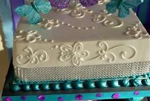 Kaker -pynting / cake -decorating