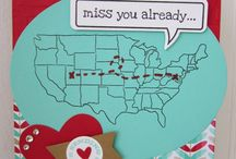 Stampin' Up! ~ Map it Out
